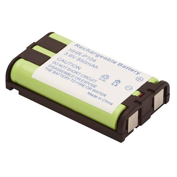 Bateria p/ Telefone s/ Fio 3,6V 850mAh P104 RONTEK - Casa da Pilha