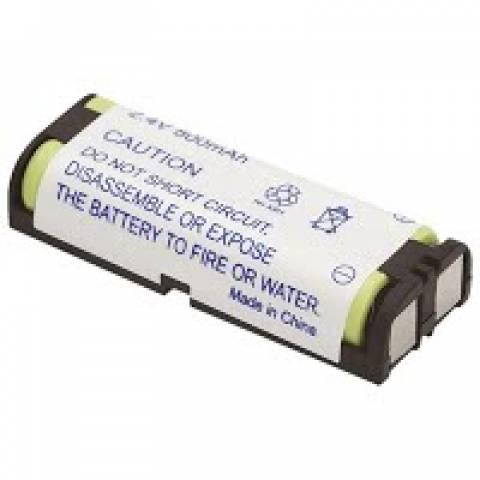 Bateria p/ Telefone s/ Fio 2,4V 830mAh P105 RONTEK - Casa da Pilha