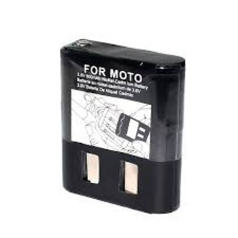 Bateria p/ Talk About | Rádio Comunicador 3,6V 600mAh 3xAA RONTEK - Casa da Pilha