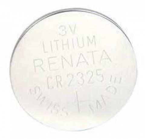 Bateria Botão CR2325 3V Lithium RENATA - Casa da Pilha