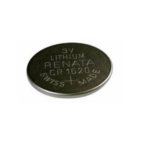 Bateria Botão CR1620 3V Lithium RENATA - Casa da Pilha