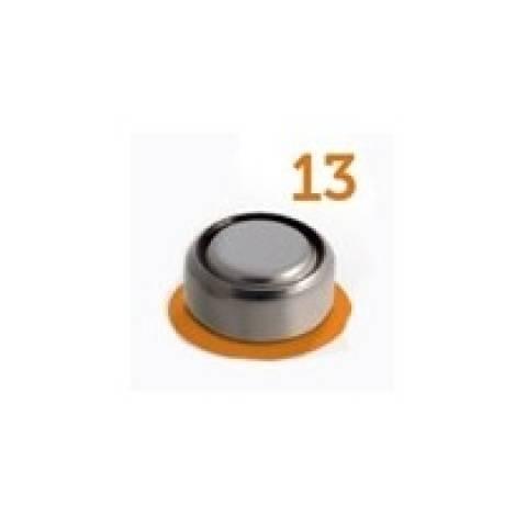 Bateria 13 p/ Aparelho Auditivo 1.45V PR48 ELGIN - Casa da Pilha