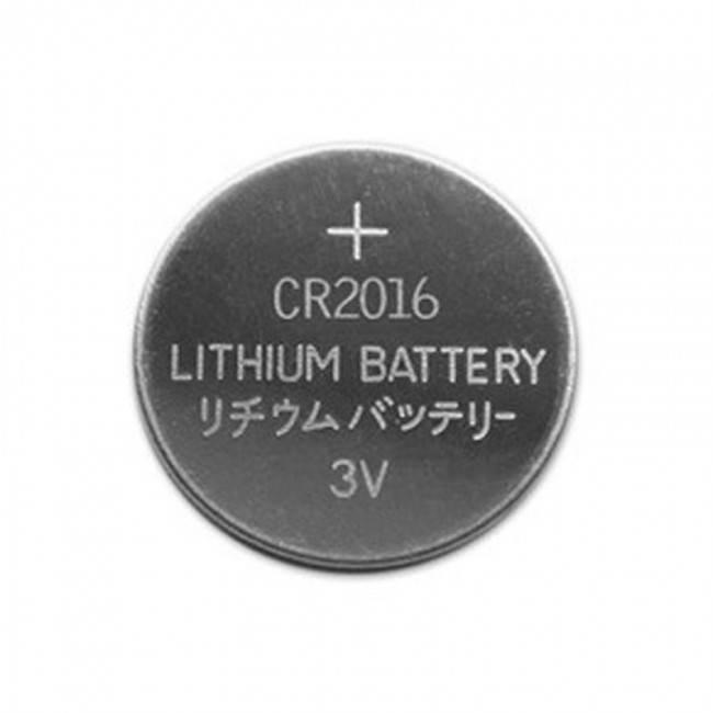 Bateria Botão CR2016 Blister c/ 5un. ELGIN  - Casa da Pilha