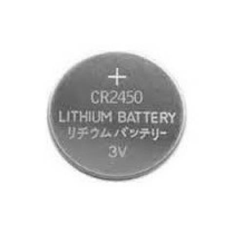 Bateria Botão CR2450 Blister c/ 5un. ELGIN  - Casa da Pilha