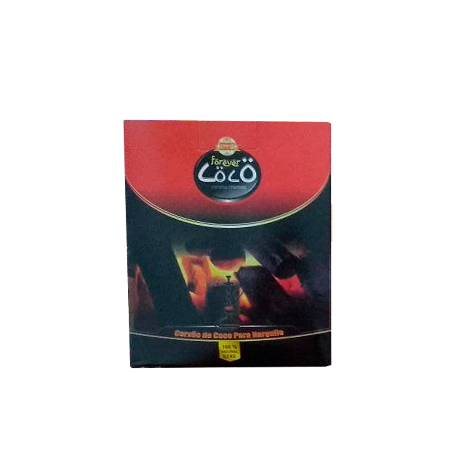 Carvao de Narguile - Forever Coco 500g