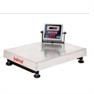 Balança Industrial Eletrônica 300Kg Inox BK-300I1B Balmak