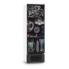 Cervejeira Vertical 400l Porta Sólida Vcc400s Refrimate