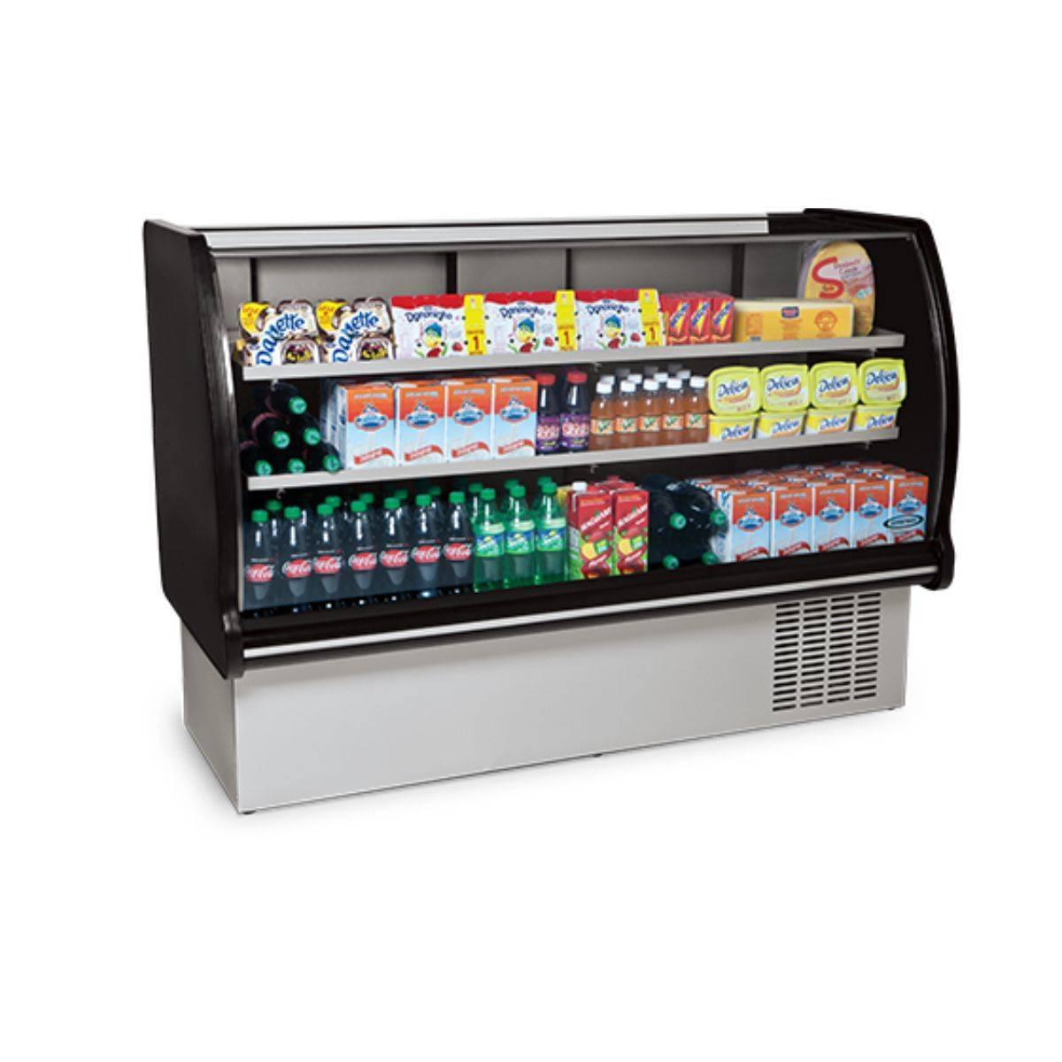 Balcão Refrigerado Confrio 1,65m BRP-165 Conservex - Magazine do Chef