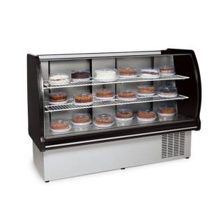 Vitrine Refrigerada para Doces 1,65m VRP-165 Conservex