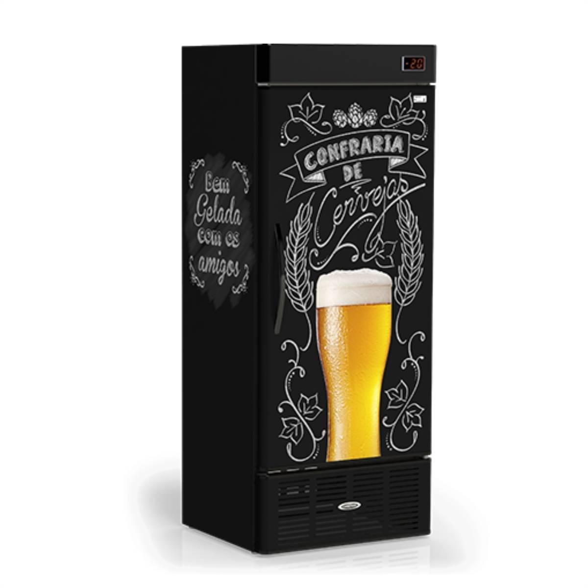 Cervejeira Refrigerada Vertical 600l CRV-600 Conservex  - Magazine do Chef