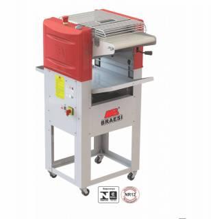 Modeladora de Pães Industrial 350mm Pedestal MB35/1 Braesi