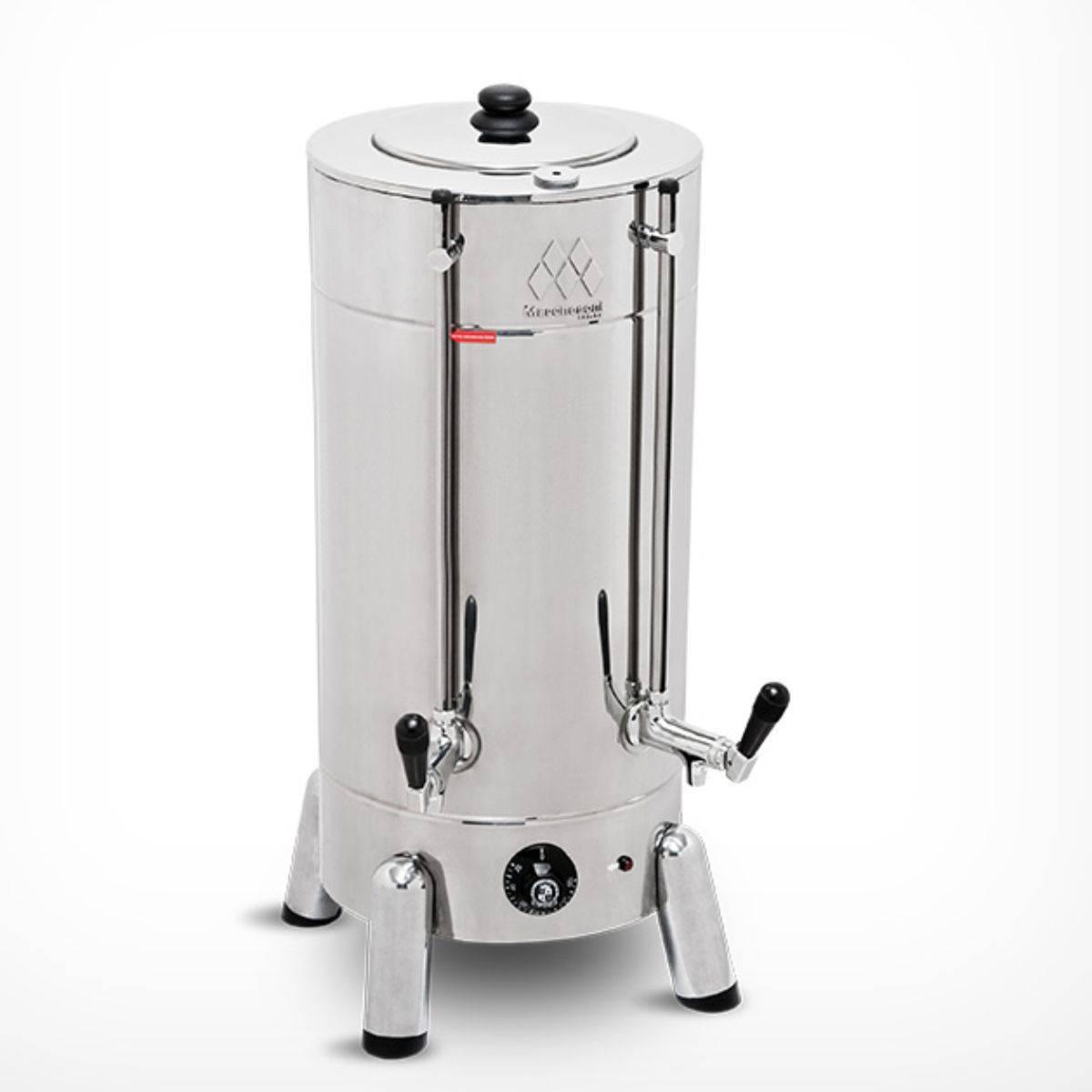 Cafeteira Elétrica Tradicional 6 Litros Marchesoni - Magazine do Chef