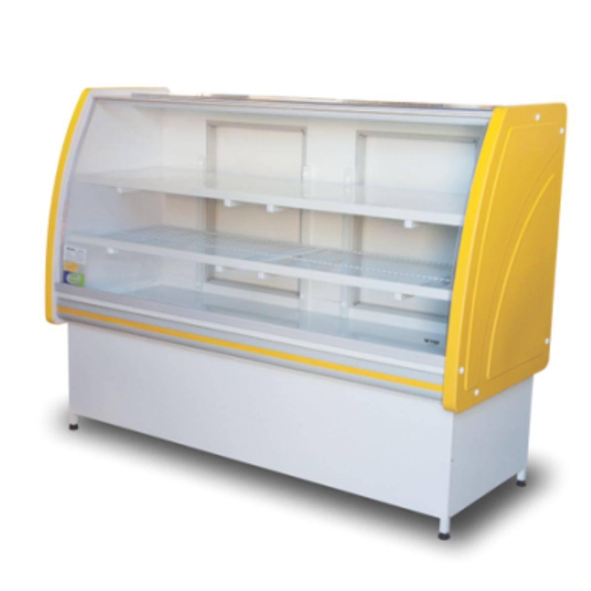 Balcão Refrigerado 1,50m Premium Refrigel - Magazine do Chef