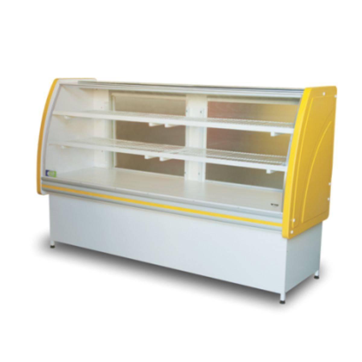 Balcão Seco 1,00m Premium Refrigel - Magazine do Chef