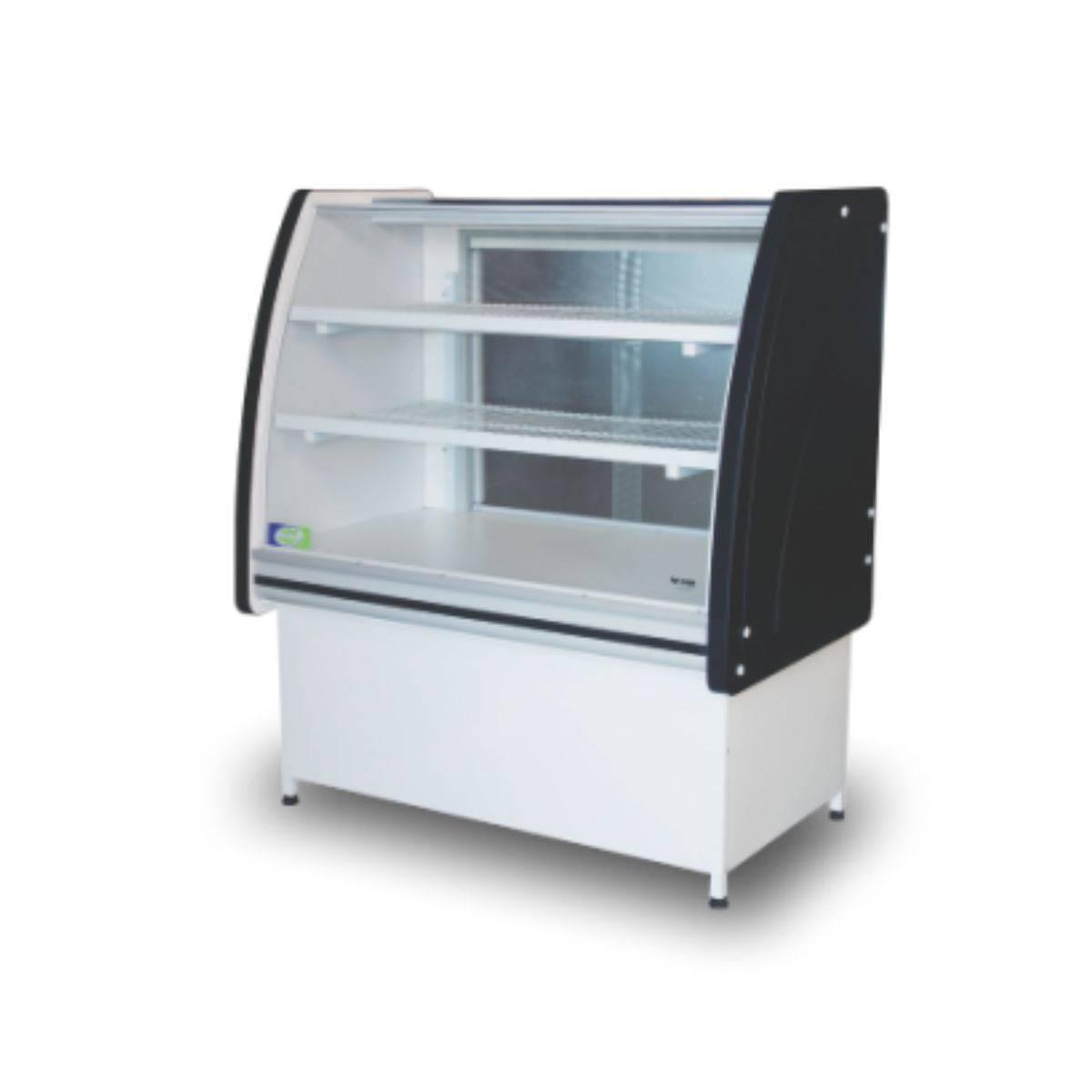 Balcão Seco 1,25m Premium Refrigel - Magazine do Chef