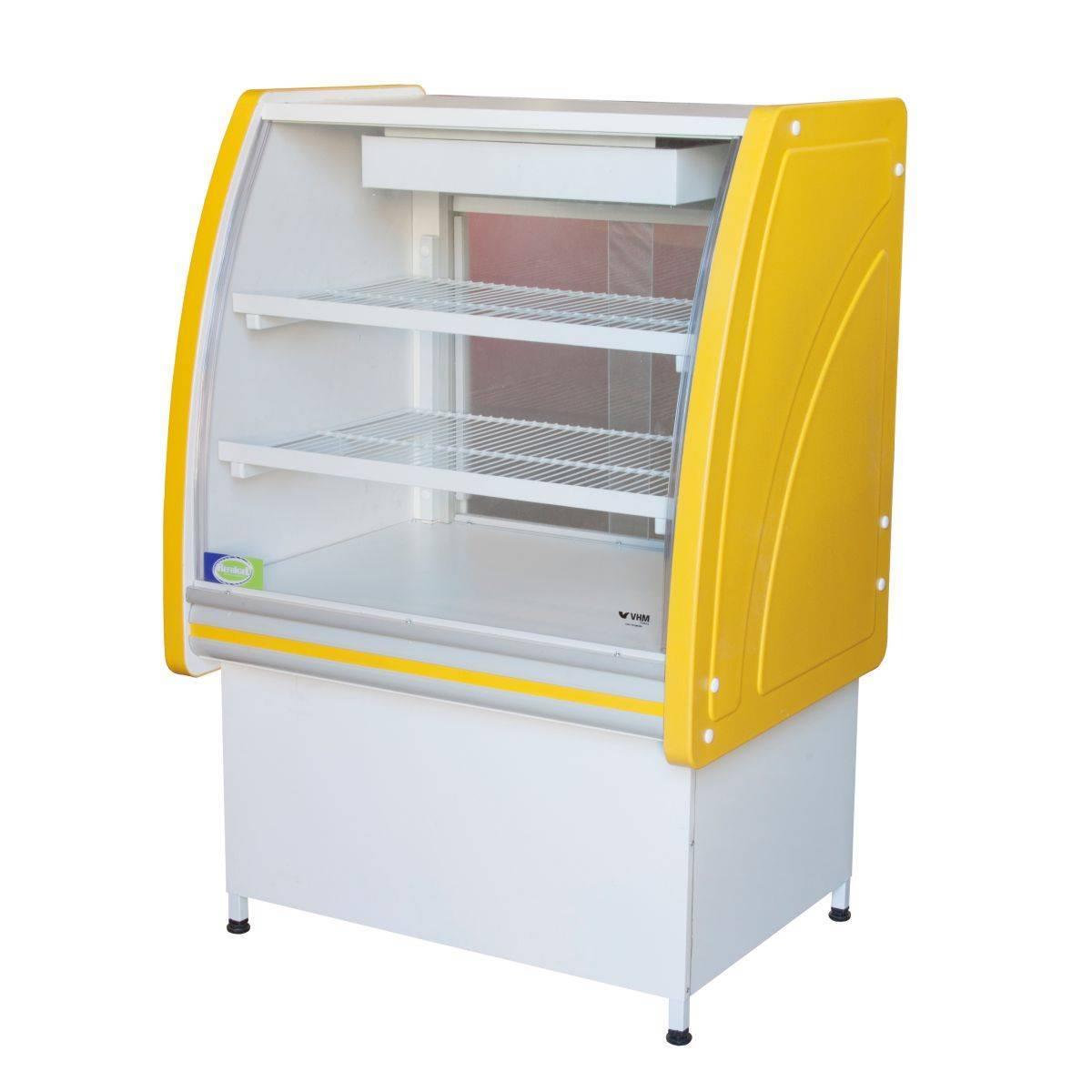 Balcão Caixa 0,80m Premium Refrigel - Magazine do Chef