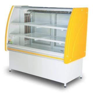 Vitrine Refrigerada 1,25m Premium Refrigel