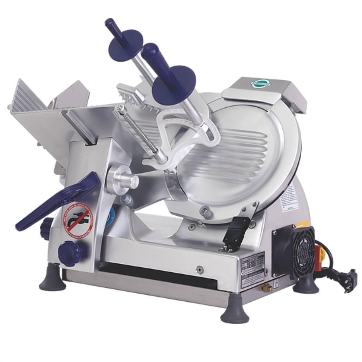 Cortador de Frios Semi-automático 275mm Inox GLP-275 Gural - Magazine do Chef