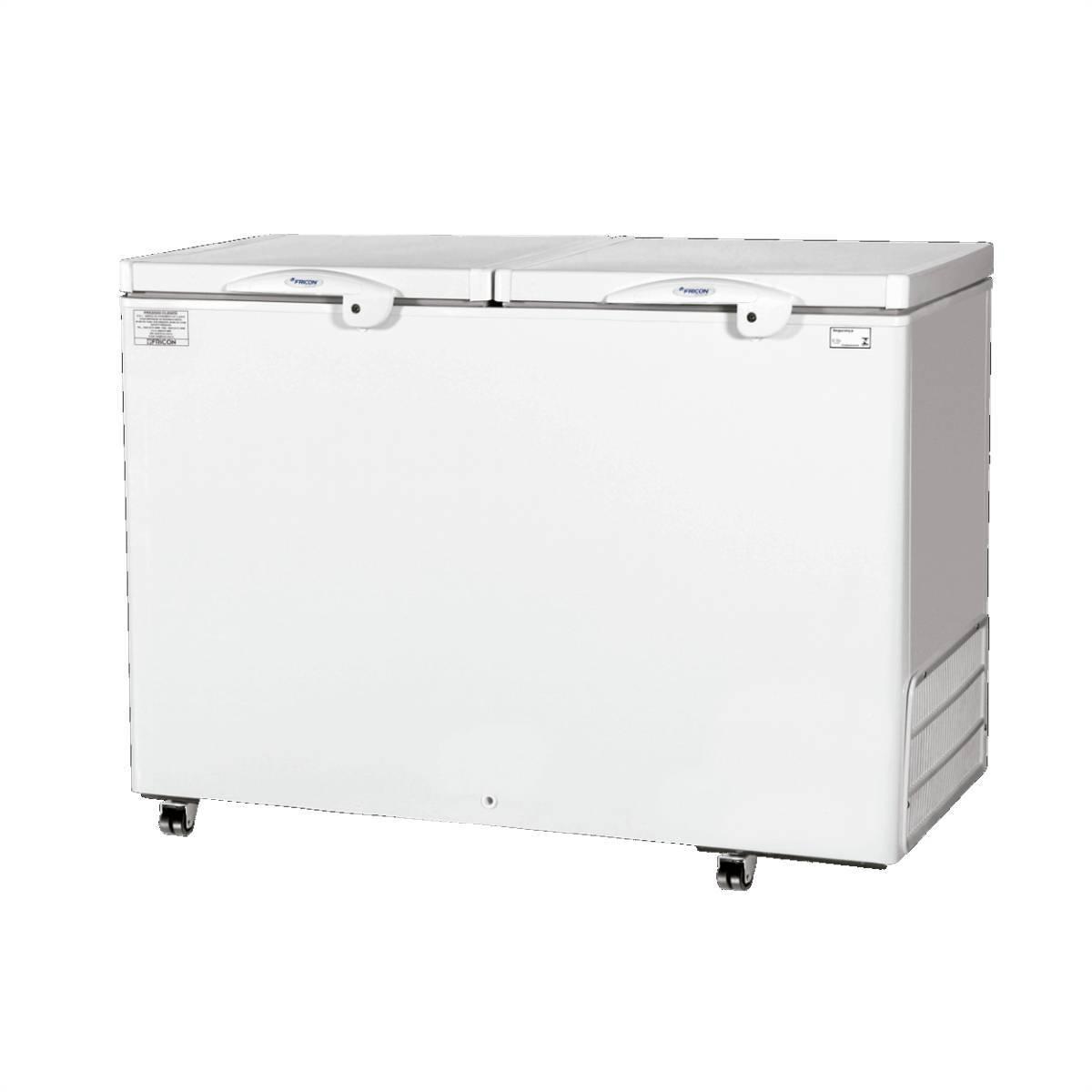Freezer Horizontal 411L Dupla Ação HCED411 Fricon - Magazine do Chef