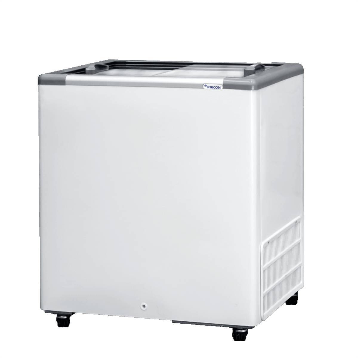 Freezer Horizontal 216L Tampa de Vidro HCEB216 Fricon - Magazine do Chef
