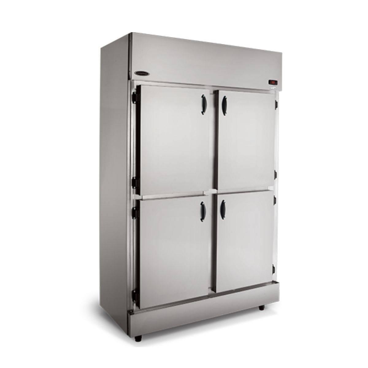 Geladeira Comercial 4 Portas Inox RC-4 Conservex - Magazine do Chef