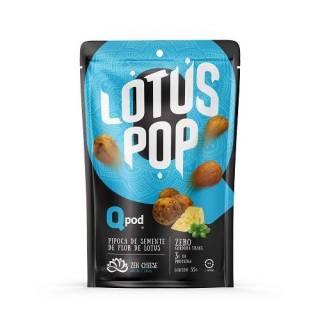 Lotus Pop Zen Chesse - Queijo e Ervas 35g | QPod