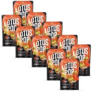 Combo 10 unidades - Lotus Pop Golden Guru - Cúrcuma 35g