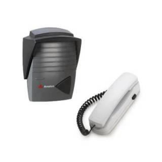 Porteiro Eletronico Residencial Amelco AM-M200 Grafite e Preto