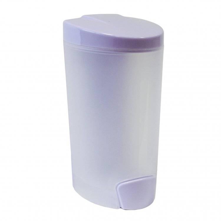 Porta Sabonete Líquido Japi Branco - Casa Sul Materiais e Acabamento