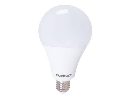 Lâmpada Superled Bulbo 20W 6500K Luz Branca - Casa Sul Materiais e Acabamento