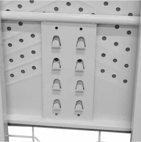 Tábua de Passar Suprema Açomix com Suporte para Ferro e Tábu - Casa Sul Materiais e Acabamento