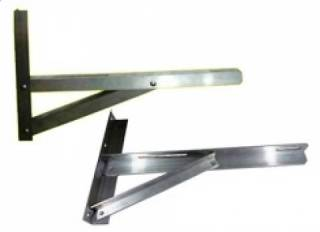 Suporte Alumínio para Ar Condicionado Split 40.cm 7000 á 9000 BTUs