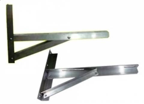 Suporte Alumínio para Ar Condicionado Split 40.cm 7000 á 9000 BTUs - Casa Sul Materiais e Acabamento