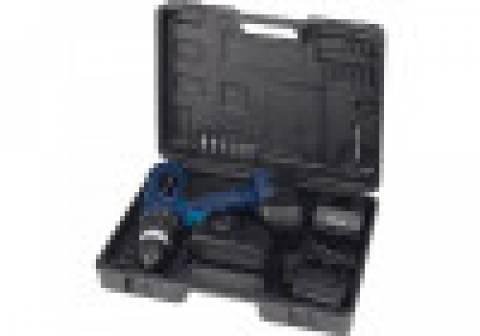Parafusadeira e Furadeira Einhell BT-CD 14,4 2B Blue - Casa Sul Materiais e Acabamento