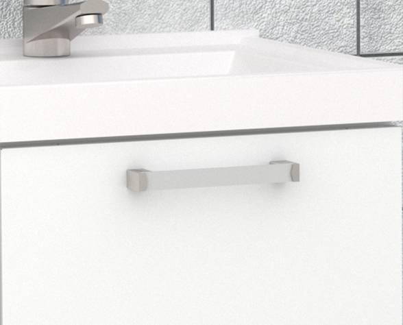 Toucador Aço Ameixa Cozimax 60.CM Branco - Casa Sul Materiais e Acabamento