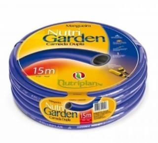 Mangueira Para Jardim NutriGarden  15.m  Azul
