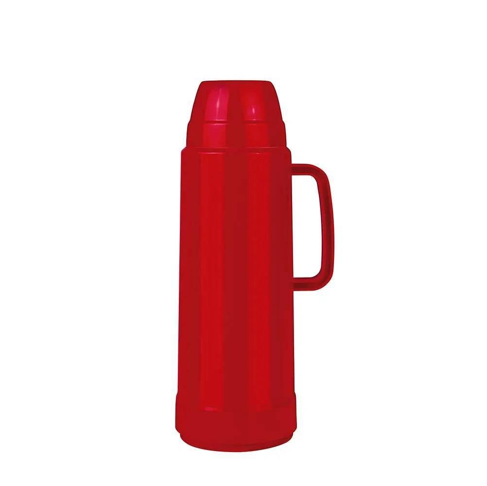 Garrafa Térmica Mor Use 1.L Vermelha - Casa Sul Materiais e Acabamento