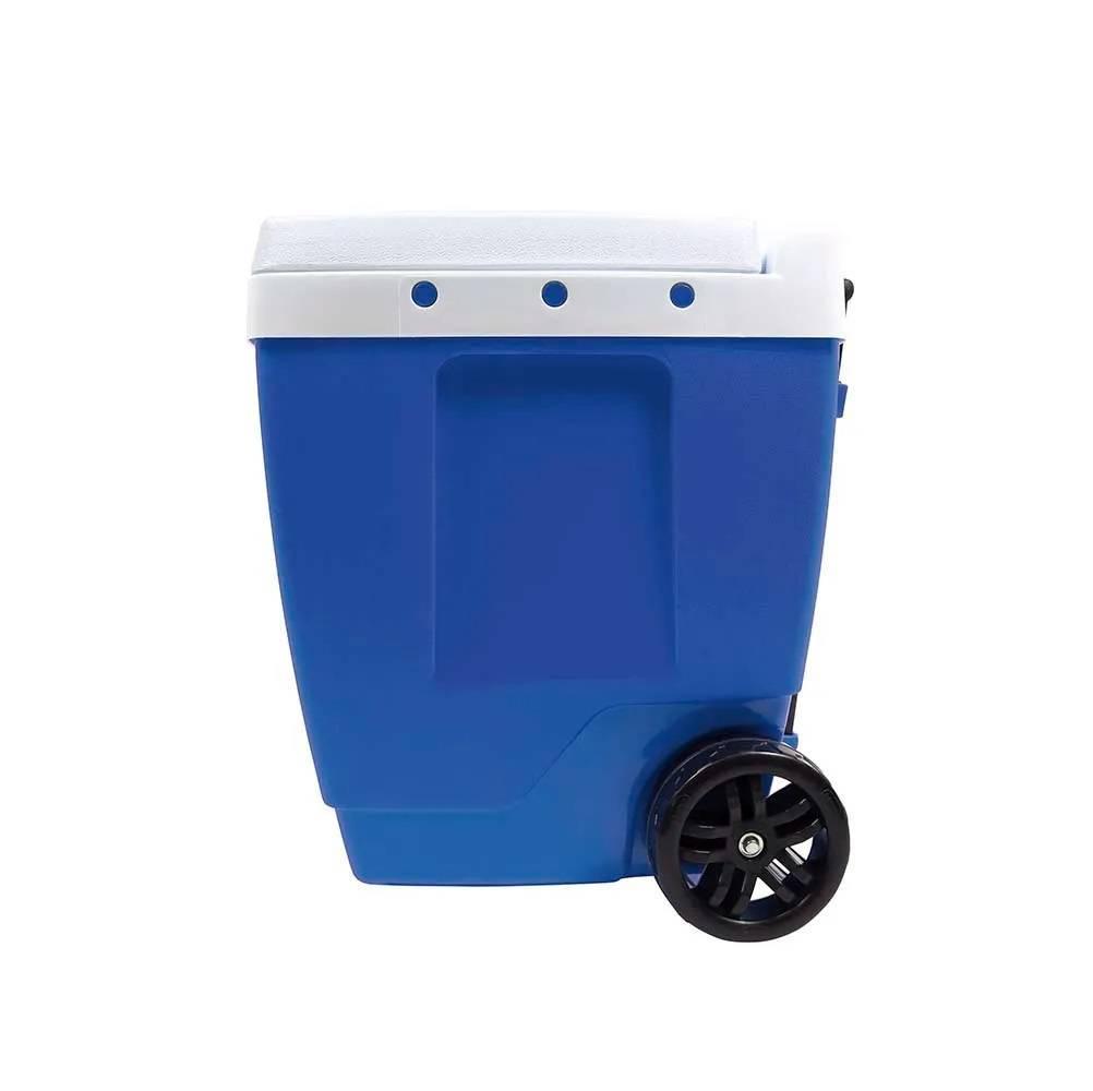 Caixa Térmica Mor 42.L Azul - Casa Sul Materiais e Acabamento