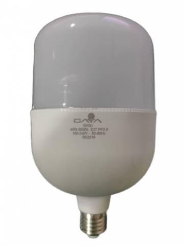 Lâmpada Led Alta Potência Gaya  40w  6500K Luz Branca - Casa Sul Materiais e Acabamento