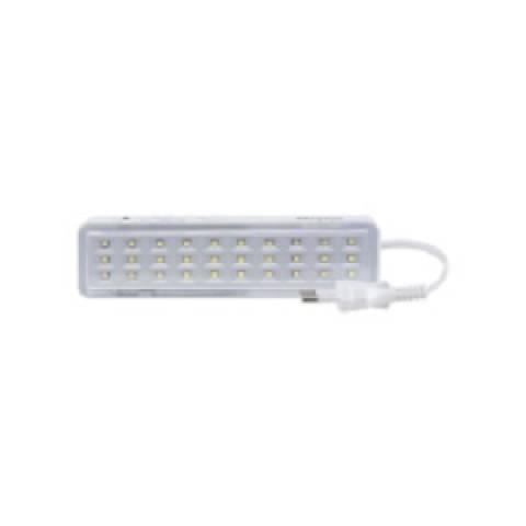 Luminária de Emergência LEA30  30 leds - Casa Sul Materiais e Acabamento