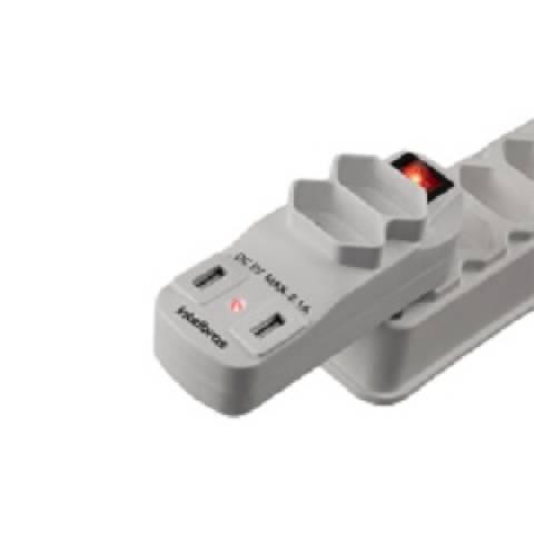 Pino Adaptador Carregador USB EAC1002 - Casa Sul Materiais e Acabamento