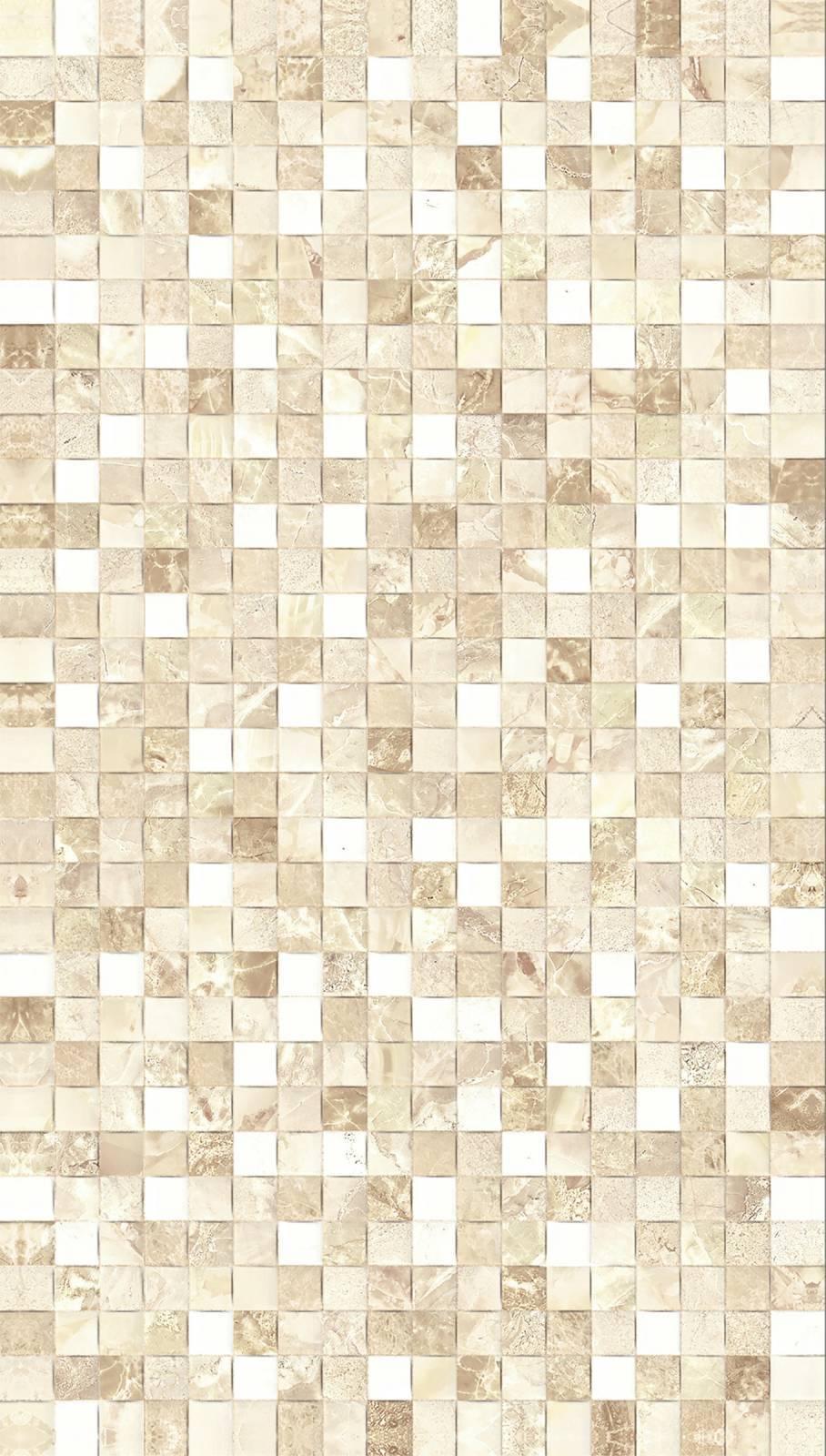 Cerâmica Cecafi 32x57.cm Madrepérola Bege - Casa Sul Materiais e Acabamento