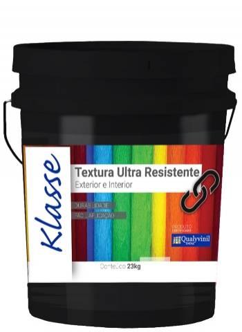 Textura Hidro Klasse 23.kg Branco - Casa Sul Materiais e Acabamento