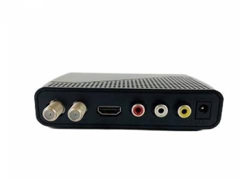 Conversor De Tv Digital HD Original Imagevox Adv-Isdb06 - Casa Sul Materiais e Acabamento