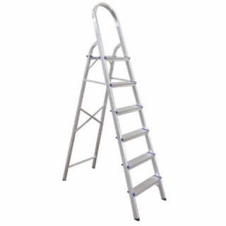 Escada Residencial Alumínio Real 06 Degraus