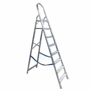 Escada Residencial Alumínio Real 08 Degraus