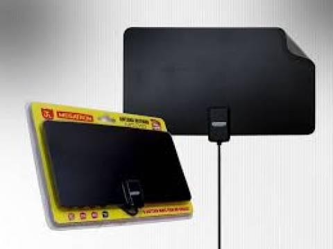 Antena Interna Digital e Analógica Megatron MT-010 - Casa Sul Materiais e Acabamento