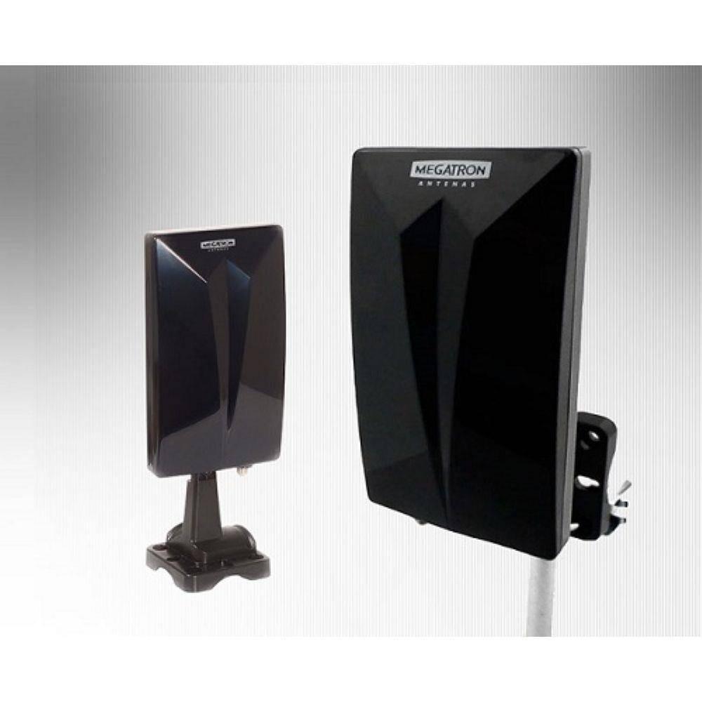Antena Digital e Analógica Megatron MT-003 - Casa Sul Materiais e Acabamento