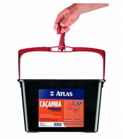 Caçamba para Pintura Profimaster Atlas 10 Litros - Casa Sul Materiais e Acabamento