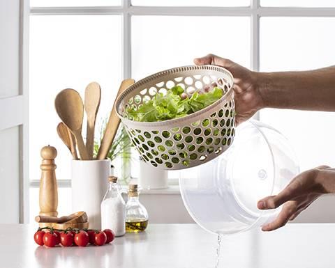 Seca Salada Elite Branco - Casa Sul Materiais e Acabamento